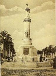 Monumento en el Paseo de los Mártires de Alicante (extraída de http://2.bp.blogspot.com)