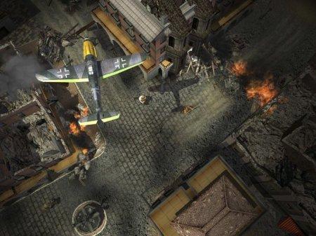 Sombras de Guerra: Bombardeo civil
